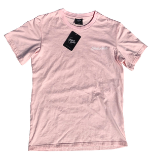 Black Label Clothing | Island Time Tee | Pastille Pink