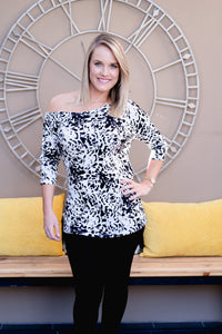 Copy of Style 318 - Off-shoulder top