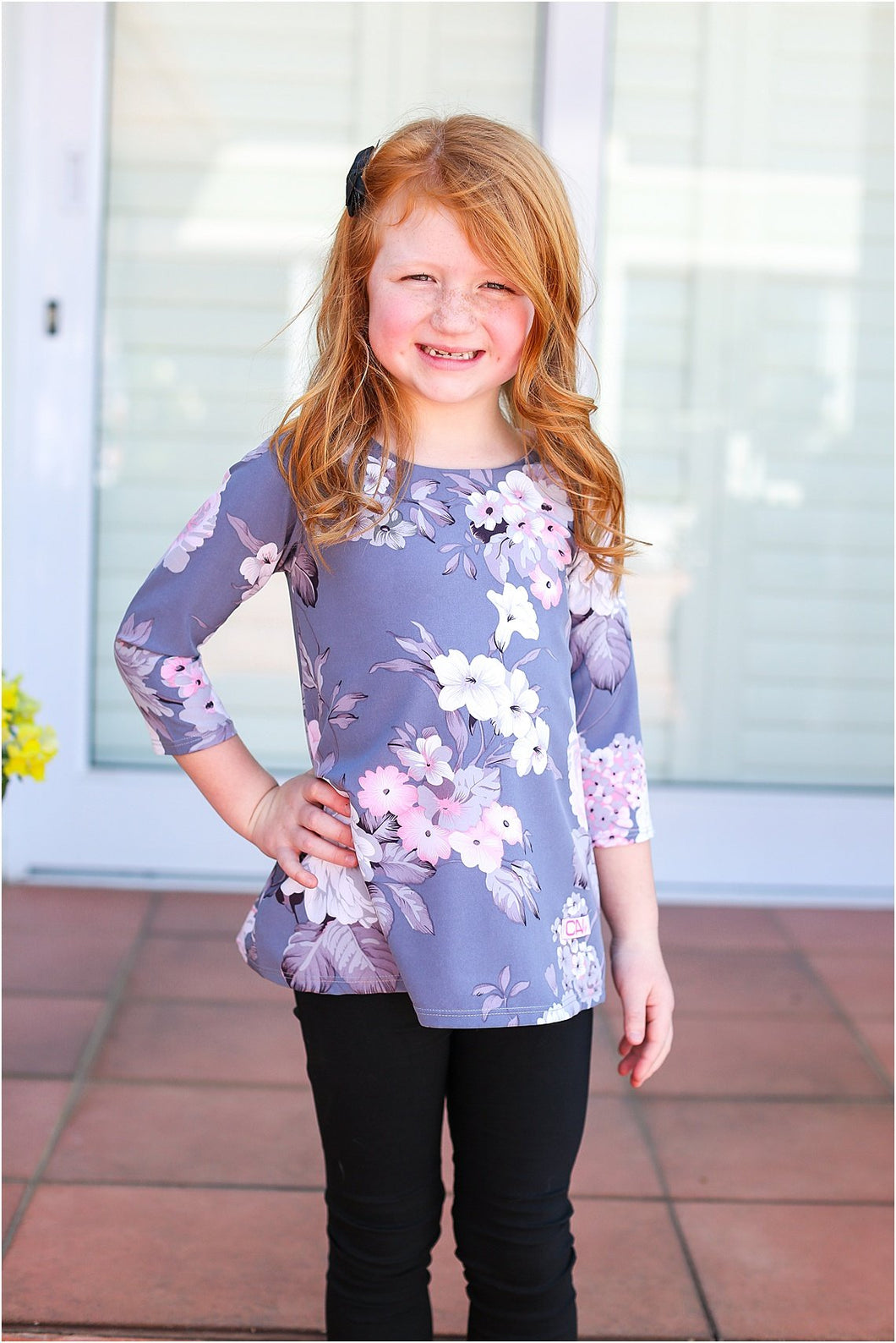 Style 276 - Kiddies Top - CAN