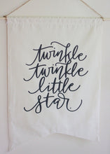 Star Theme LARGE Baby Shower Flag Party Backdrop Twinkle Twinkle Little Star Celestial Space Theme Pennant Flag Baby Shower Door Hanger