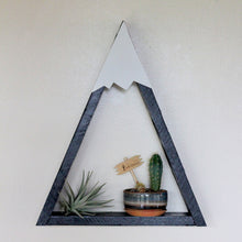Black Butte, Mountain Shelf, Oregon, Nursery, Boys Room, Forest, Reclaimed Wood, Black, Home Decor, The Mountains are calling