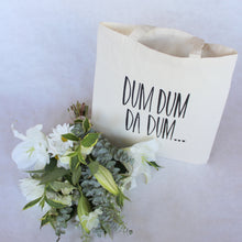 Wedding March Song Here Comes the Bride Wedding Gift Bag Bridal Bag Bride Tote Wedding Tote Bag