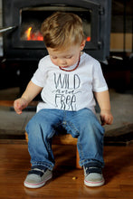 Wild and Free Adventure Seeker Baby Shirt Unisex Nature Forest Explore Baby Gift Tee Shirt 6MO 12MO 18MO 24MO