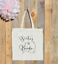 Sister of the Bride Wedding Bridal Family Party Favor