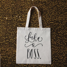 Like a Boss Business Owner Girl Boss Graduation Gift Bag I'm Not Bossy I'm the Boss Tote