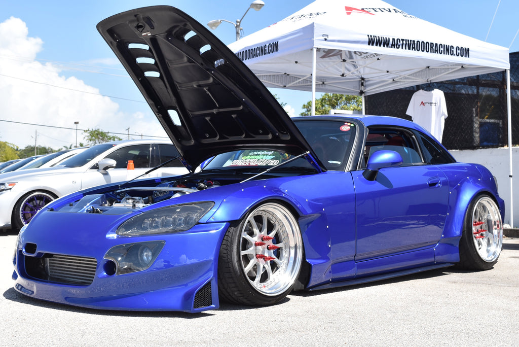 HONDA S2000 S2K AP1 AP2 TURBO BOOSTED F20C ROASTER JDM