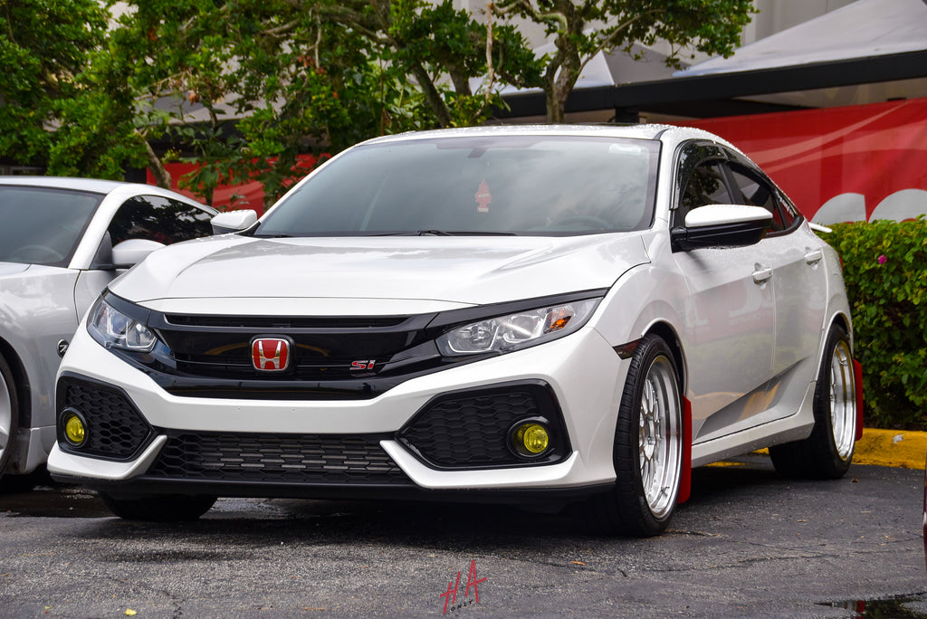 H+A Only | Low n Clean Car Show Honda Civic Si FC1 FC2