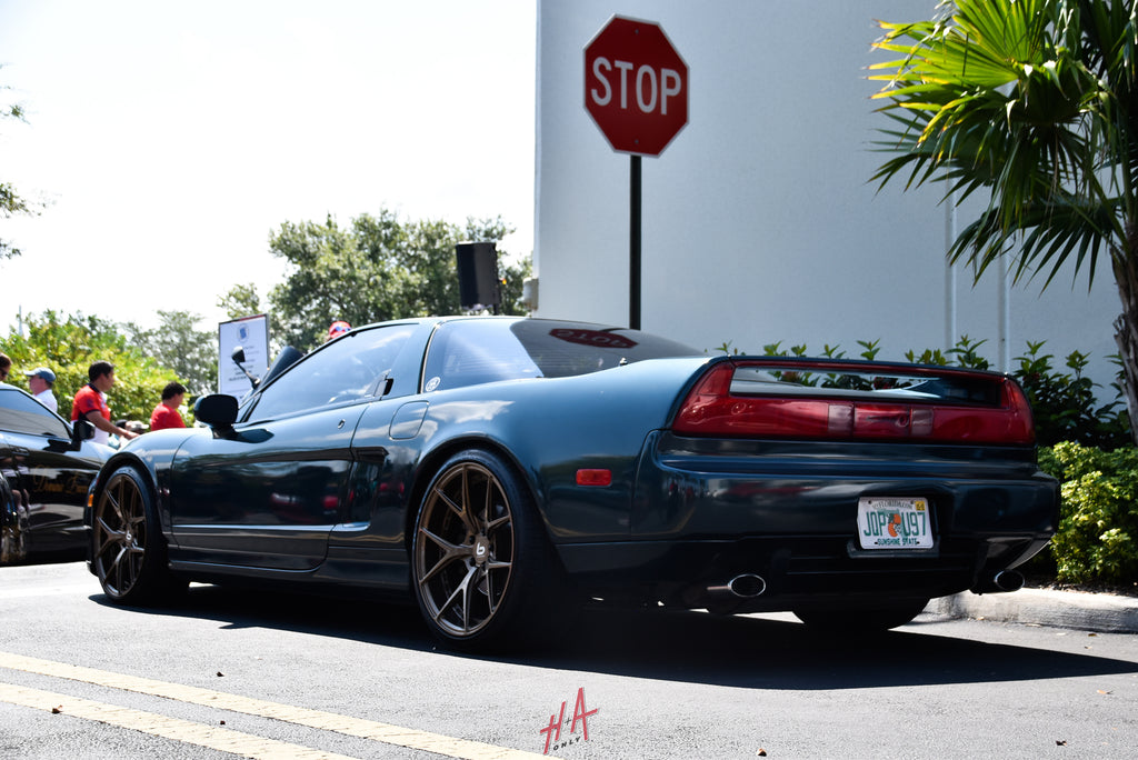 H+A Only | Supercar Saturdays Acura NSX NA1