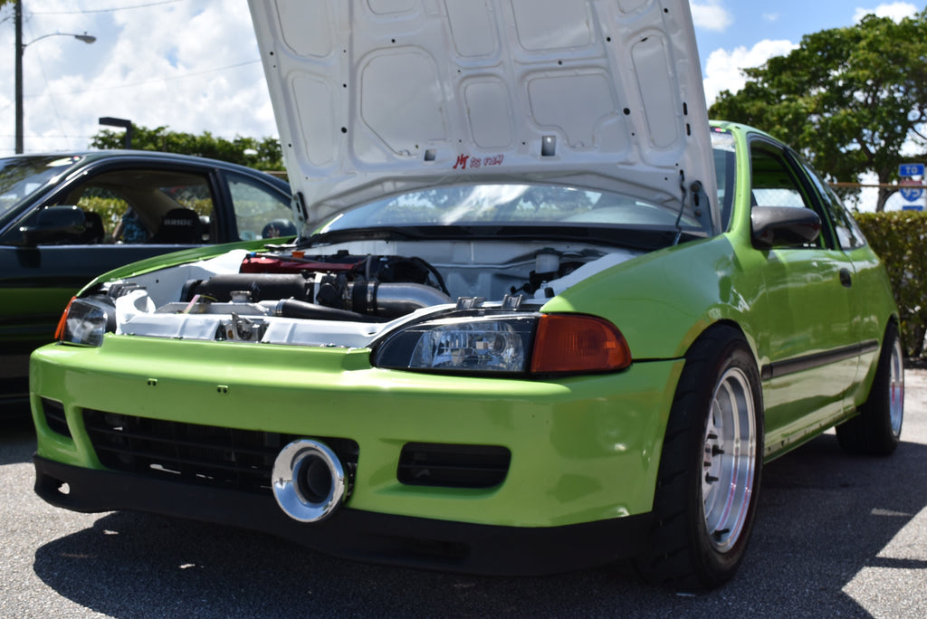 HONDA CIVIC EG6 HATCHBACK K20 ENGINE SWAP 2.0L RACING JDM
