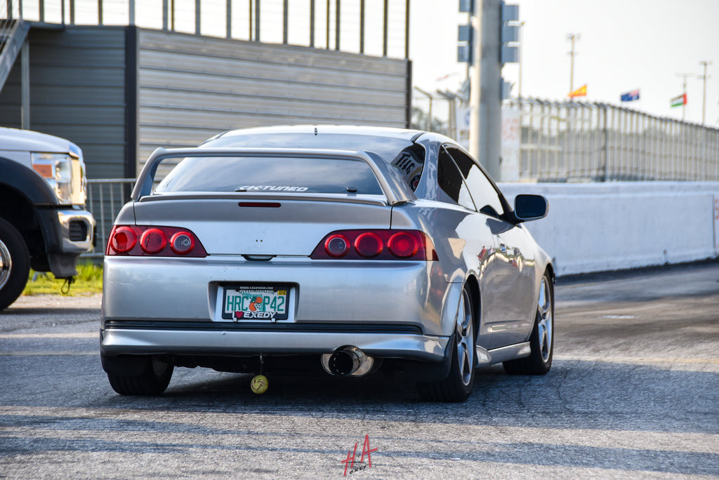 H+A Only | Street Racing Made Safe Roll Racing Acura RSX Integra DC5