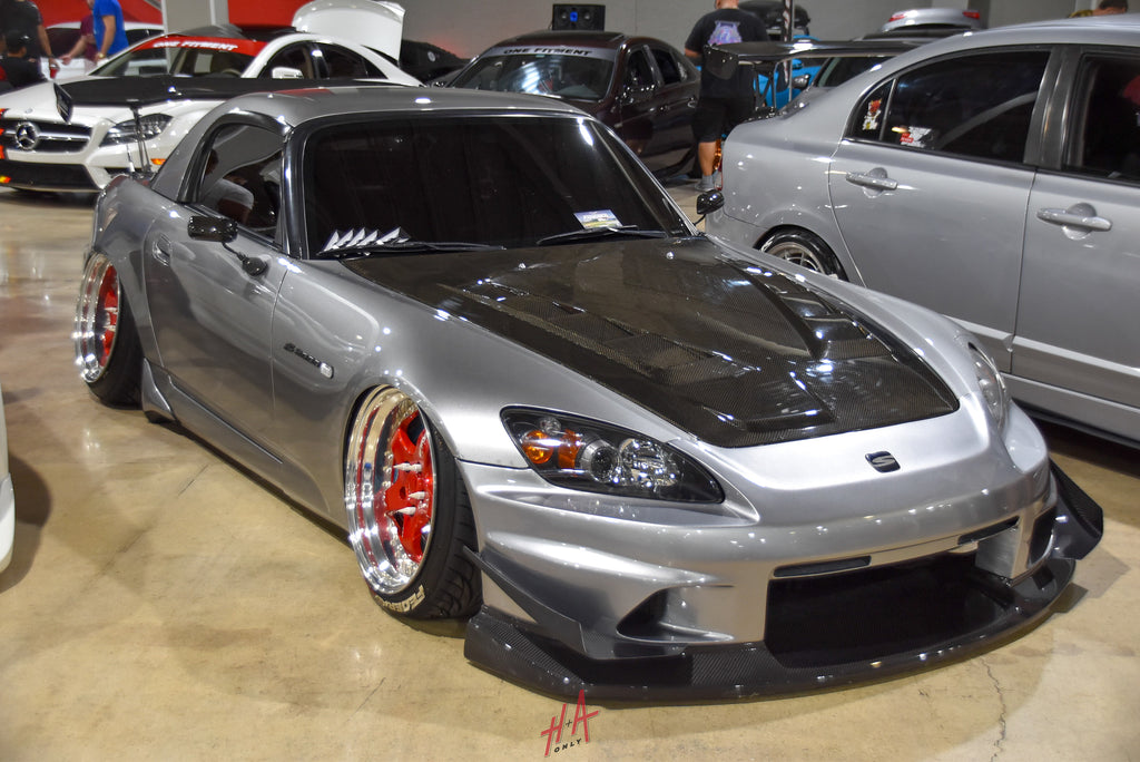 H+A Only | Low n Clean Car Show Honda S2000