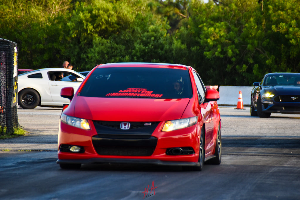 H+A Only | Street Racing Made Safe Roll Racing Honda Civic Si FG4 Coupe