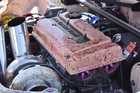 HONDA CIVIC EK SI B16 B18 B20 ENGINE SWAP TURBO BOOSTED JDM RACING
