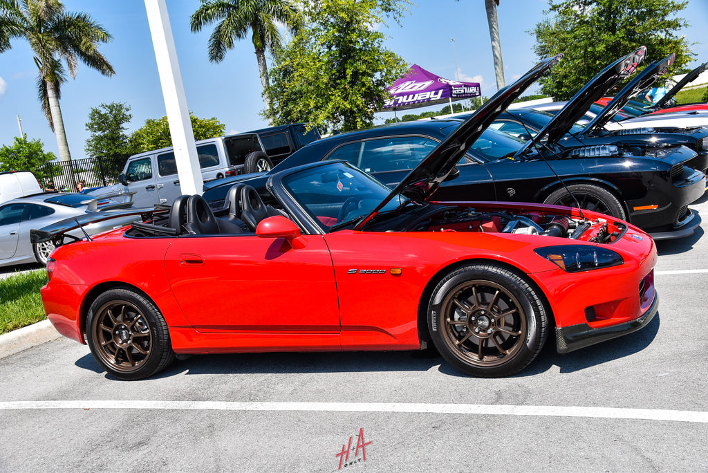 H+A Only | Supercar Saturdays Honda S2000 AP1 Supercharged rolling on OZ Racing Wheels