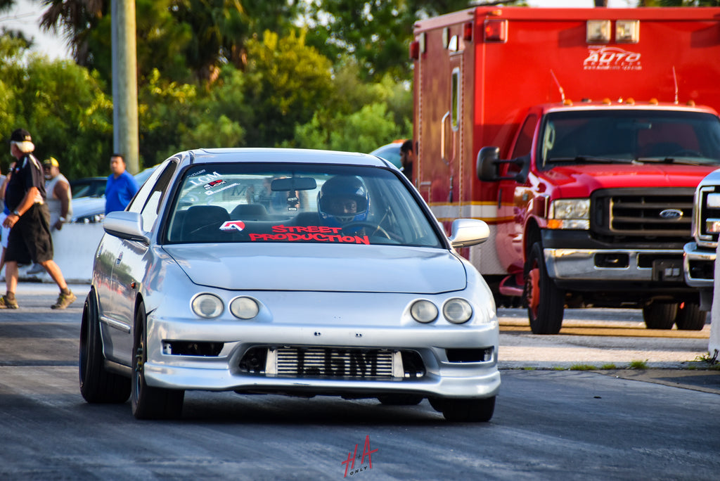 H+A Only | Street Racing Made Safe Roll Racing Acura Integra B18 Turbo DC2 DC4 DB8