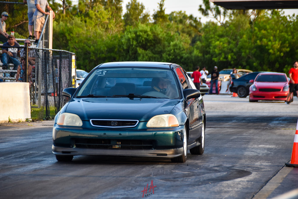 H+A Only | Street Racing Made Safe Roll Racing Honda Civic EJ6 Coupe