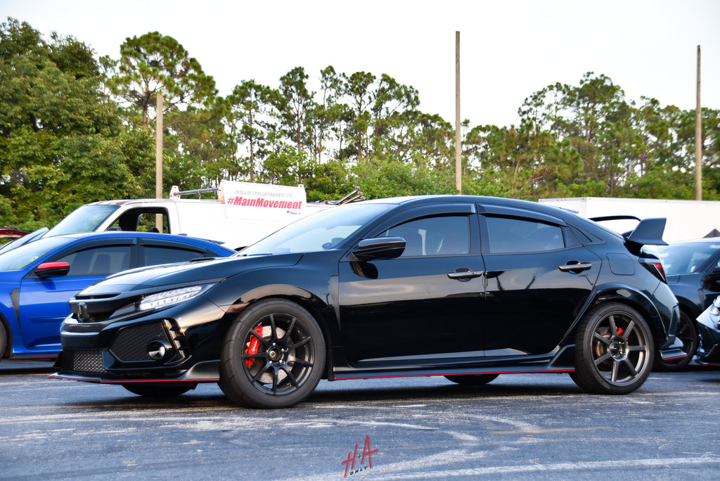 H+A Only | Street Racing Made Safe Roll Racing Honda Civic Type-R FK8 K-Series CTR
