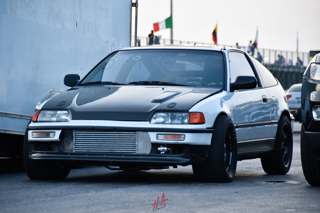 H+A Only | Street Racing Made Safe Roll Racing Honda Civic CRX B Series B16 B18 B20
