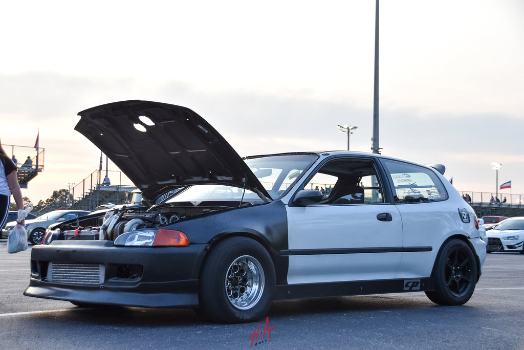 H+A Only | Street Racing Made Safe Roll Racing Honda Civic EG Hatchback B Series B16 B18 B20
