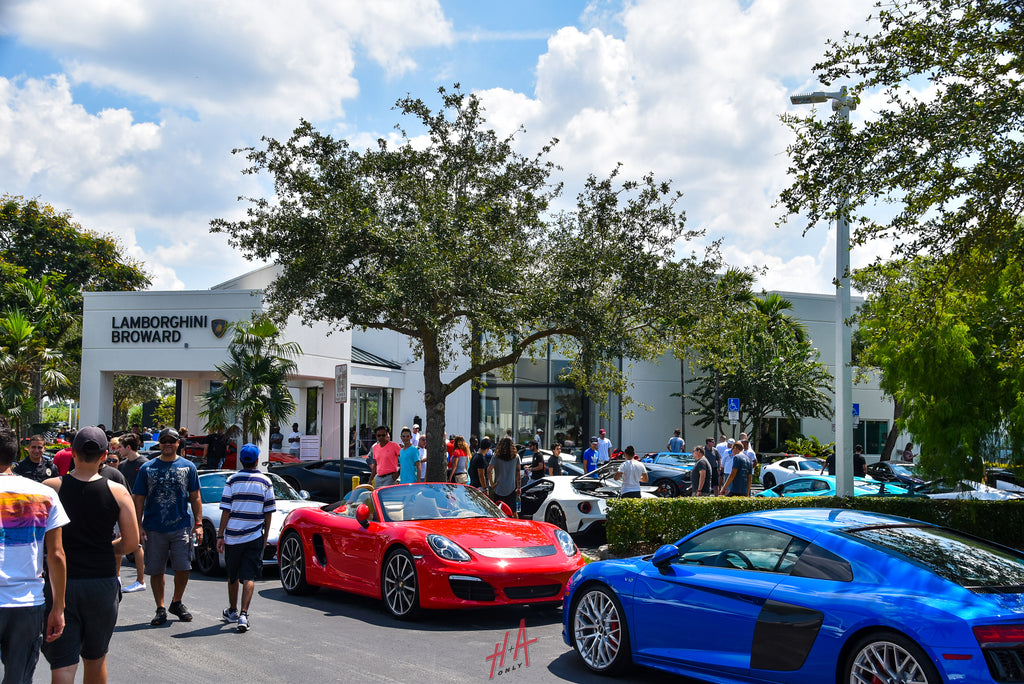 H+A Only | Supercar Saturdays at Lamborghini Broward