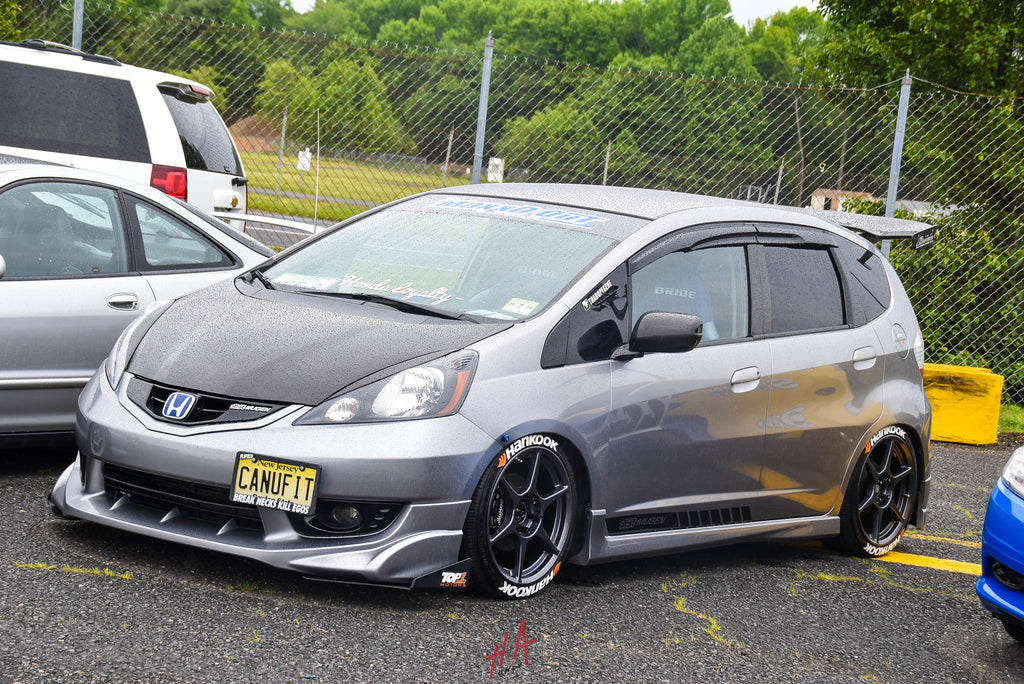 H+A Only | Honda Acura Mega Meet Honda Fit Jazz RS GE8 L15