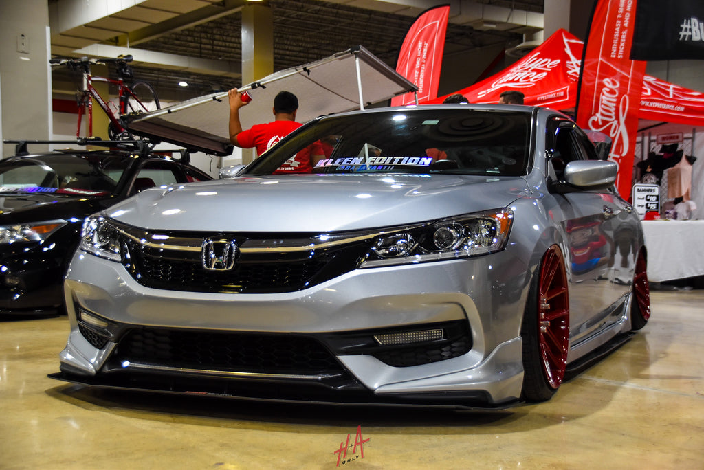H+A Only | Low n Clean Car Show Honda Accord Lowered