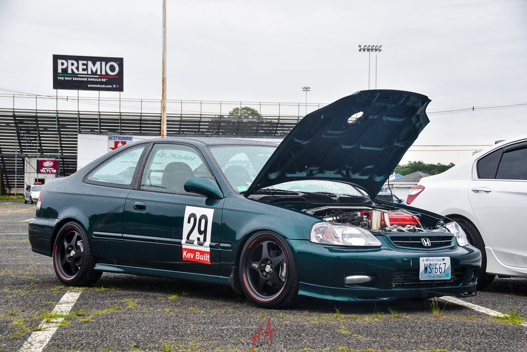 H+A Only | Honda Acura Mega Meet Honda Civic Coupe B16 B18 B20 B Series Turbo