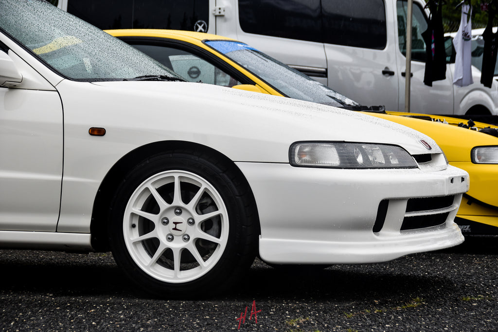 H+A Only | Honda Acura Mega Meet Honda Integra Type-R DC2 B18C B Series
