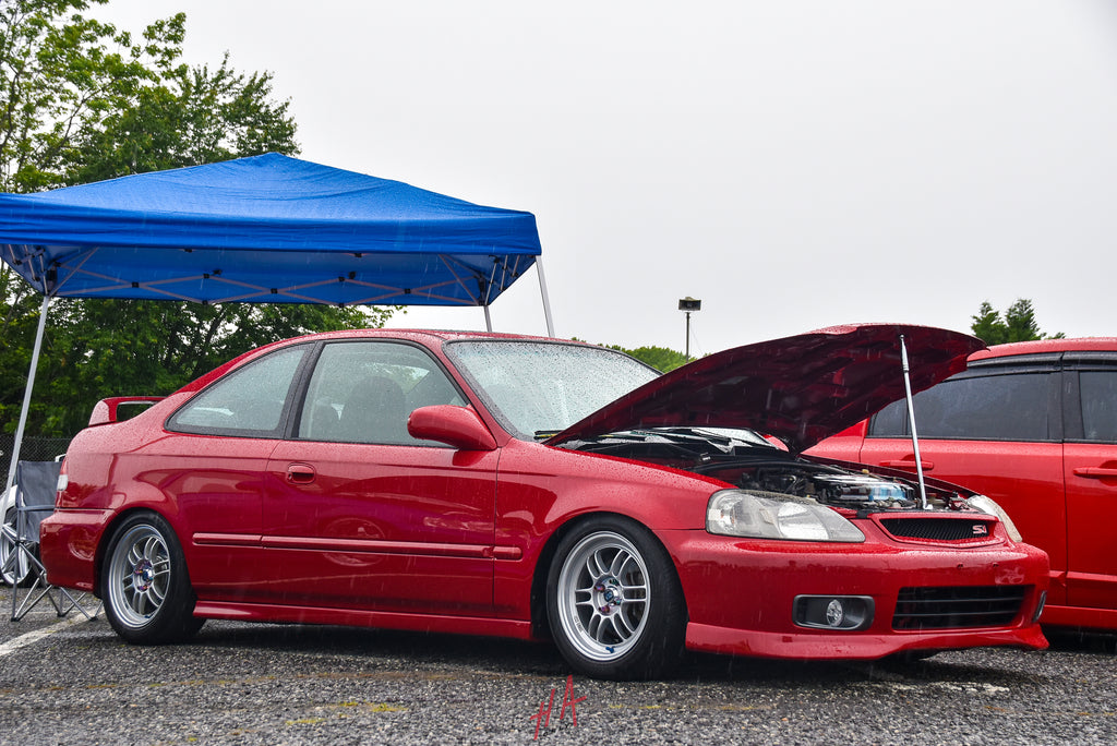 H+A Only | Honda Acura Mega Meet Honda Civic Si EM1 B Series B16
