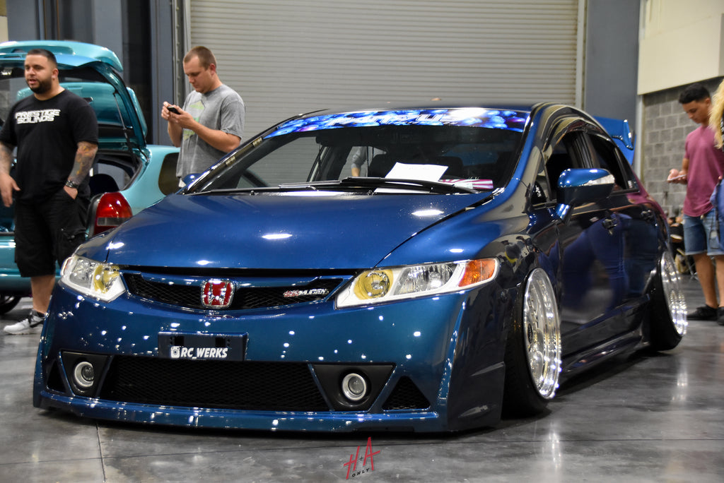 H+A Only | Stance Nation Honda Civic Si FA5 Lowered