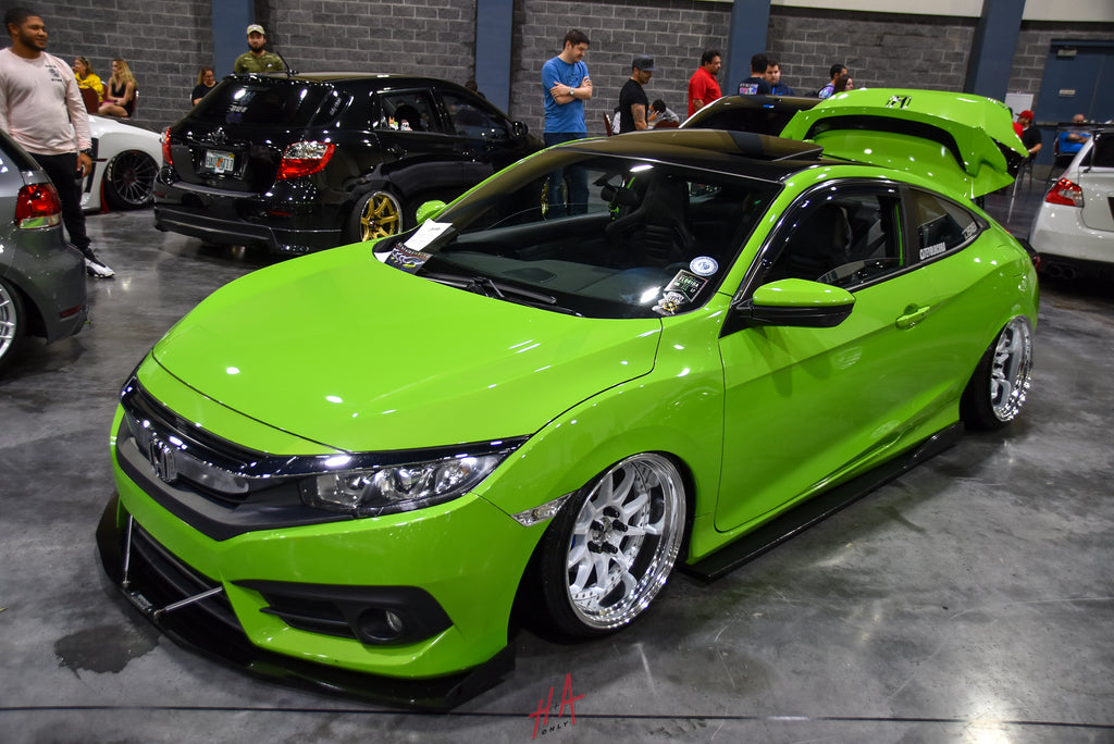 H+A Only | Stance Nation Honda Civic FC1 FC2 Coupe Lowered