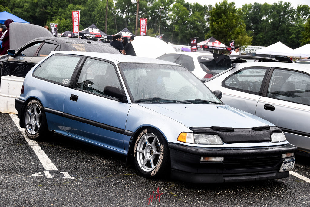 H+A Only | Honda Acura Mega Meet Honda Civic EF Hatchback