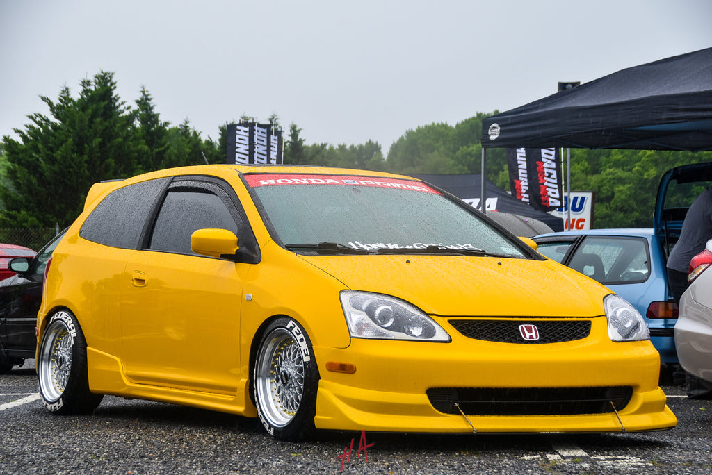H+A Only | Honda Acura Mega Meet Honda Civic Si EP3 Hatchback K Series K20