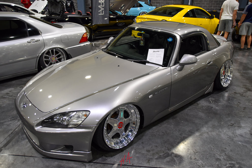 H+A Only | Stance Nation Honda S2000 AP1 Right Hand Drive JDM
