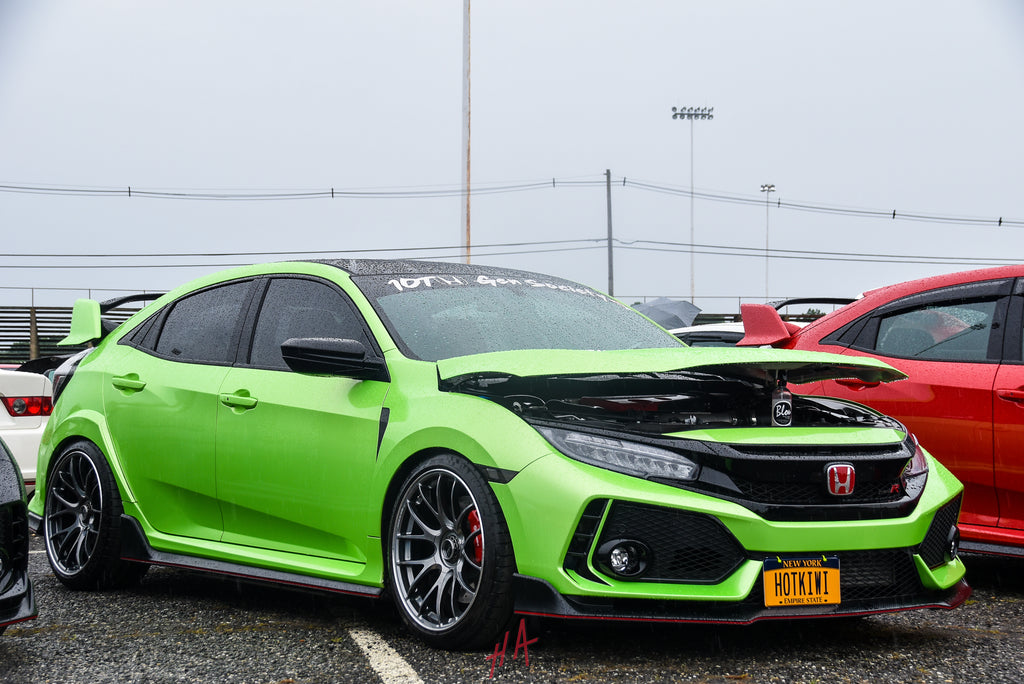 H+A Only | Honda Acura Mega Meet Honda Civic Type-R FK8 K Series