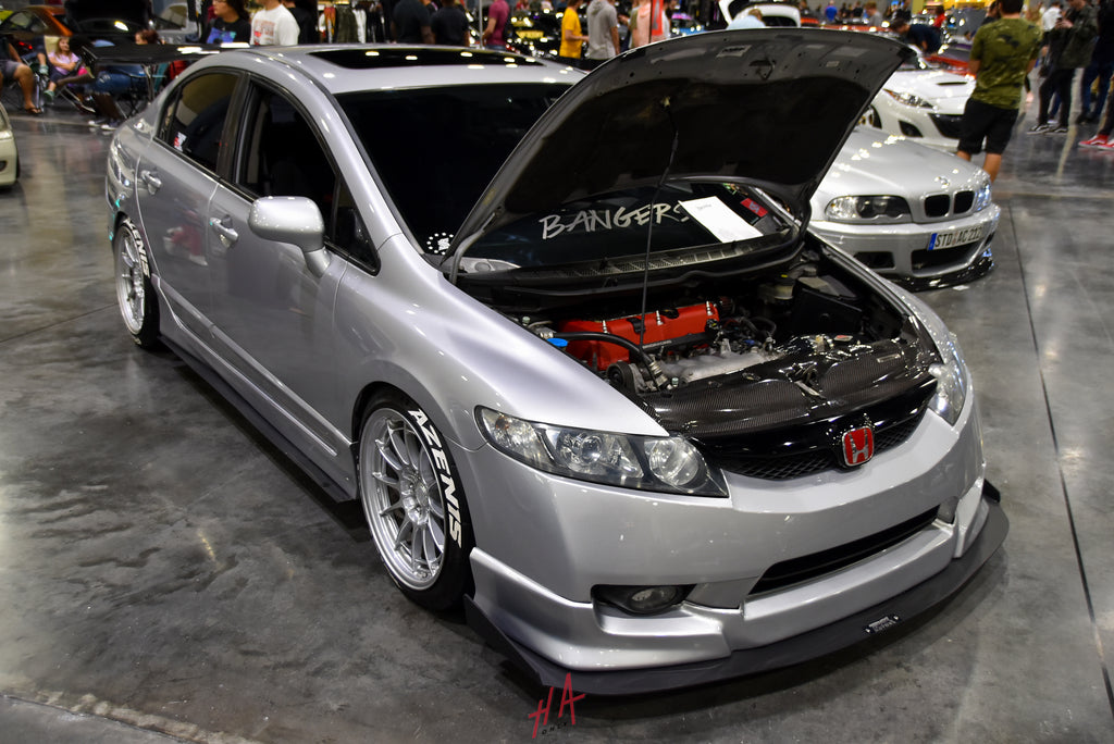 H+A Only | Stance Nation Honda Civic Si FA5 FD1 K-Series K20