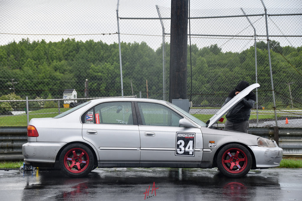 H+A Only | Honda Acura Mega Meet Honda Civic EJ8 4 Door