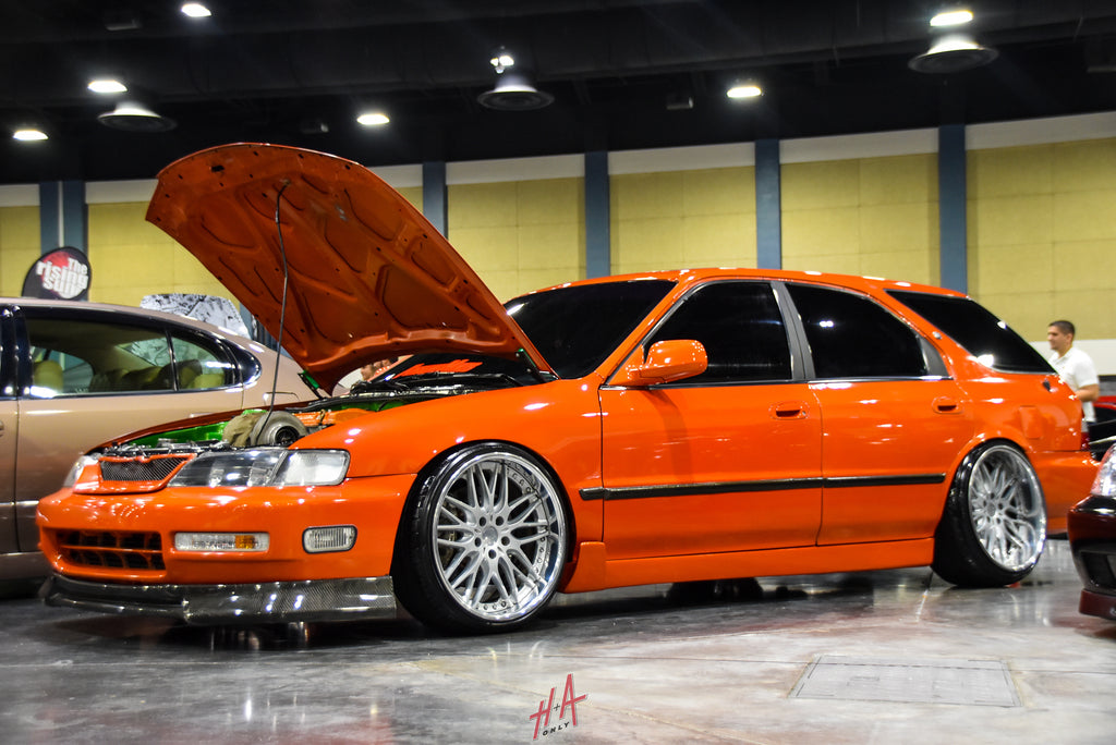 H+A Only | Stance Nation Honda Accord Wagon H22 Turbo