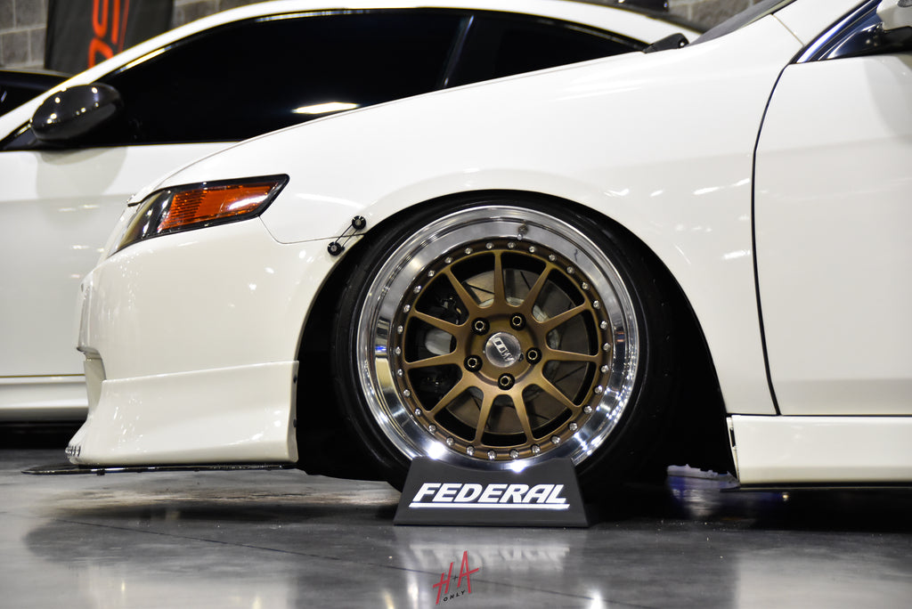 H+A Only | Stance Nation Acura TSX Lowered