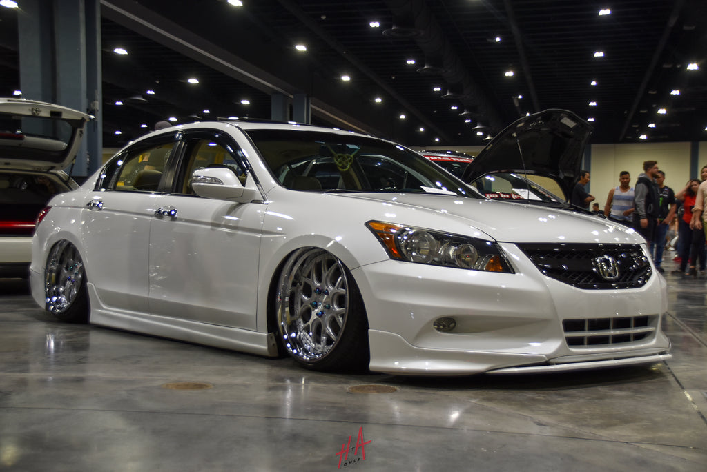 H+A Only | Stance Nation Honda Accord Lowered