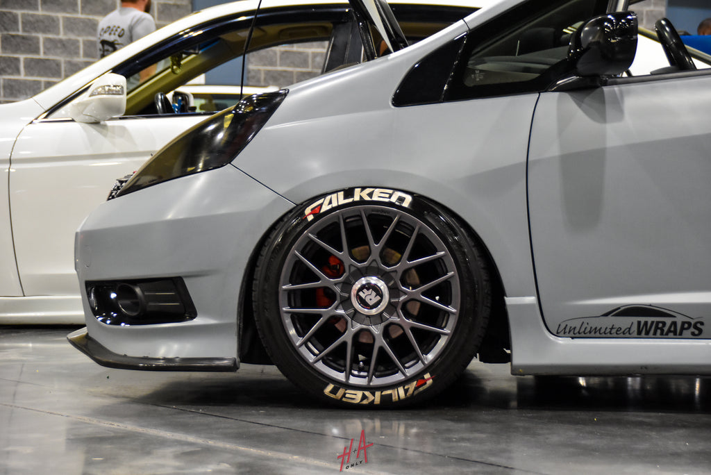 H+A Only | Stance Nation Honda Fit GE8