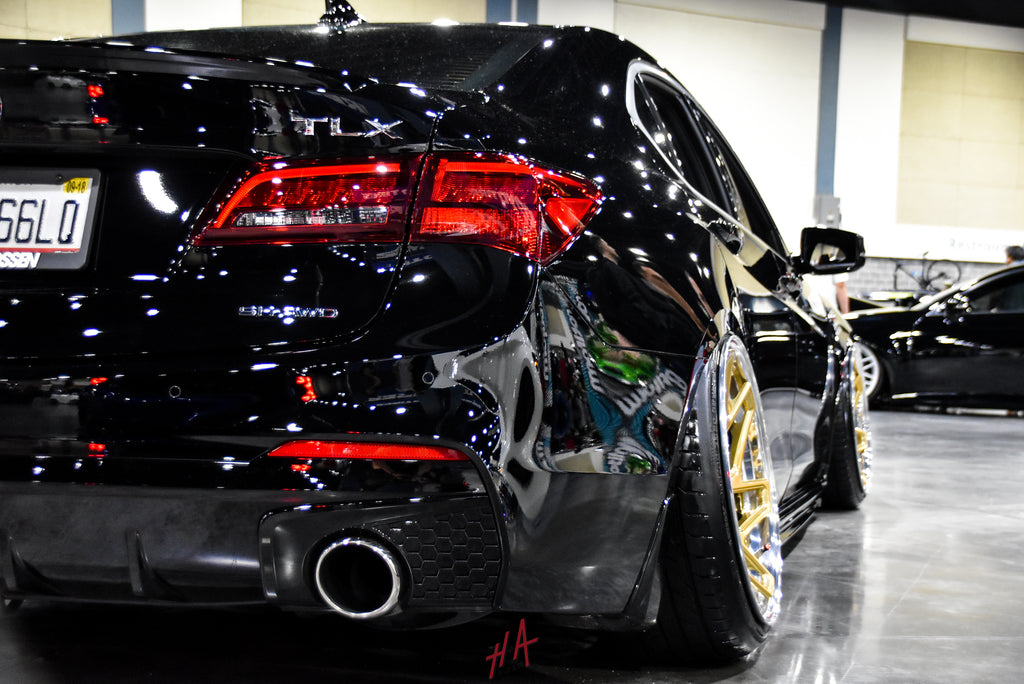H+A Only | Stance Nation Acura TLX Lowered