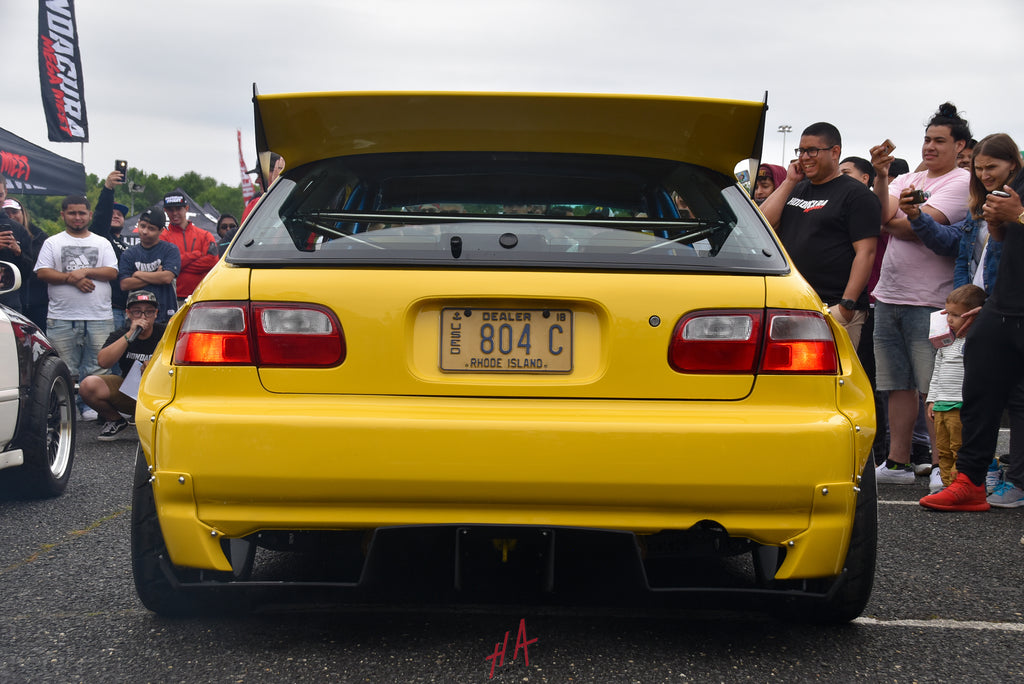 H+A Only | Honda Acura Mega Meet Honda Civic EG Hatchback K Series K20 K-Swap Turbo