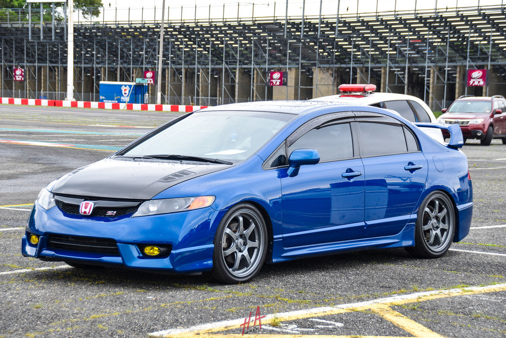 H+A Only | Honda Acura Mega Meet Honda Civic Si Mugen FA5 Sedan K Series K20
