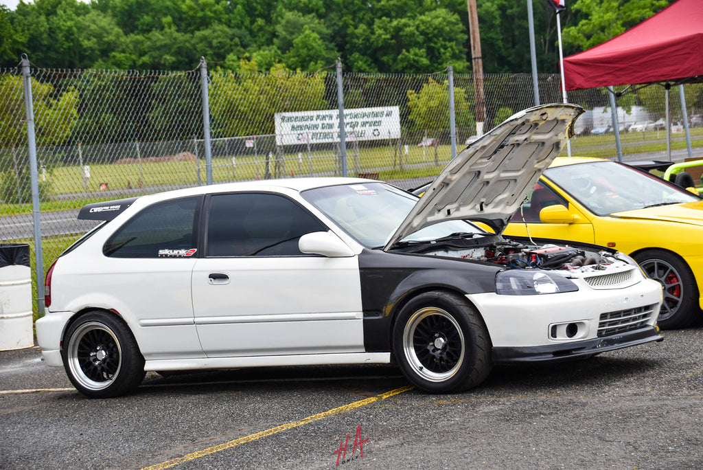H+A Only | Honda Acura Mega Meet Honda Civic EK Hatchback B16 B18 B20 Turbo