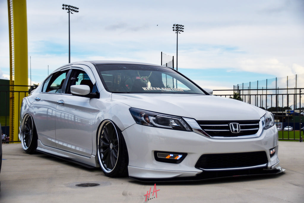 H+A Only | Clean Culture Ballpark Banger 2018 Honda Accord VIP Stance