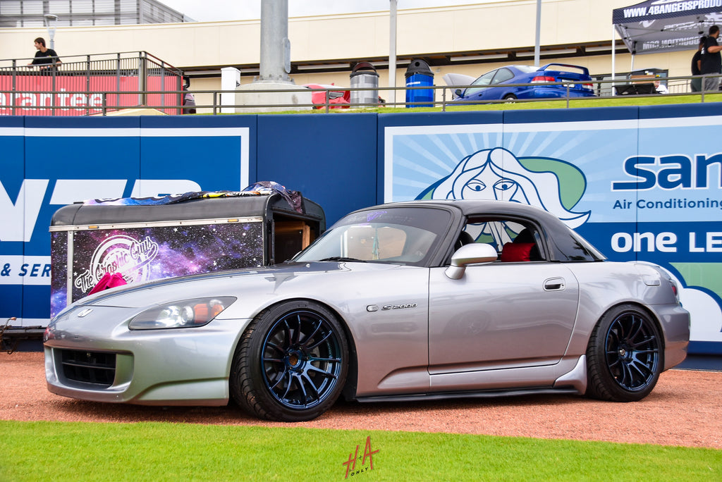 H+A Only | Clean Culture Ballpark Banger 2018 - Honda S2000