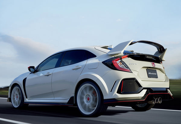 New Rare JDM Honda Parts are arriving for the new Type-R Civic! – H+