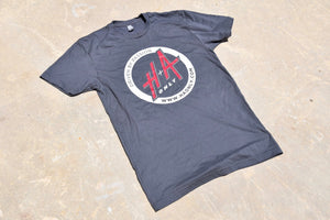 "H+A Only ""Driven by Passion"" T-Shirt Grey"