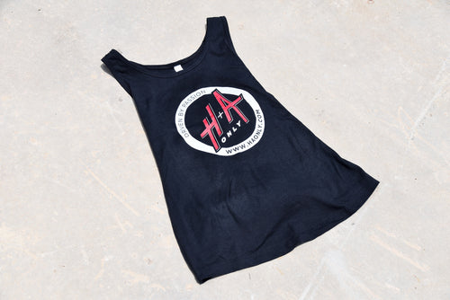 "H+A Only ""Driven by Passion"" Tank Top Black"